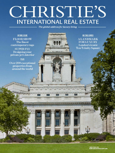 Christie's Real Estate Magazine: 2014 Issue 4
